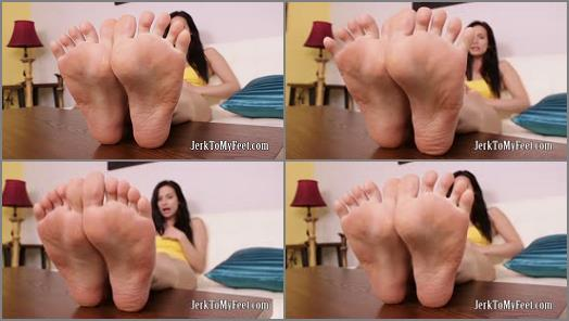 Alexis Deen  Wanna Jerk Off To My Feet preview