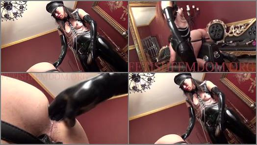 Asian Cruelty  A FEW FINGERS IN YOUR PIE Starring Goddess Pepper preview
