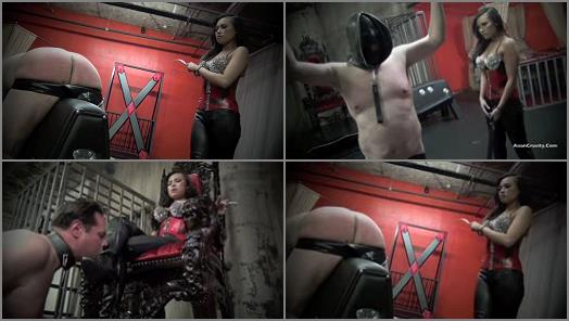 Corporal Punishment – Asian Cruelty – THE BLACK WALL OF PAIN FULL VERSION Starring Goddess Gia