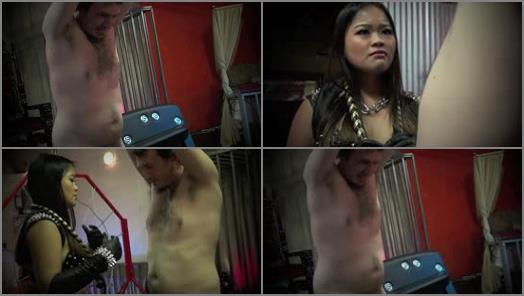 Mistress – Asian Cruelty – WHIPPING HIM MERCILESSLY PART 2 –  Astro Domina