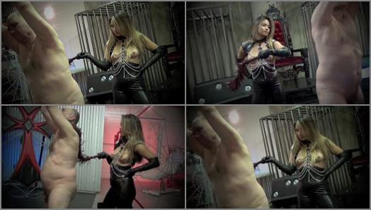 Asian Crulely  WHIPS OF SADISTIC FURY  Starring Goddess Lana preview