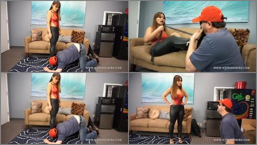 Puppy Training – AstroDomina – DELIVERY BOY TO PUTA FOR THE FILIPINA GODDESS feat AstroDomina