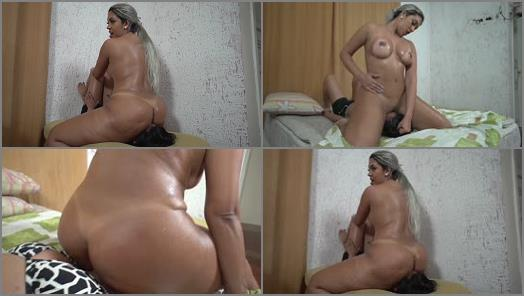 BRAZIL SMOTHER  Lolinha First Time Under Giant Mel Costa Ass preview