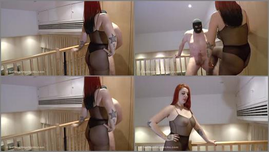 Ball Busting Chicks  Hard Ballbusting in Pantyhose   Shay preview