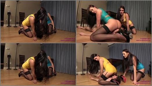 Pussy Worship – Brat Princess 2 – Alexis and Jade – Pussy and Ass Worship Part 2