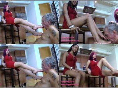 Taboo - Brat Princess 2 – Amadahy and Dominique – Shows New Friend how Grandfather is kept in Chastity (Part 2)