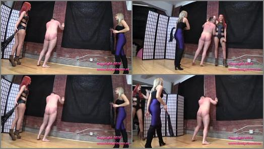 Brat Princess 2  Amadahy and Naomi  Slave Punished for saying No to its New Princess preview