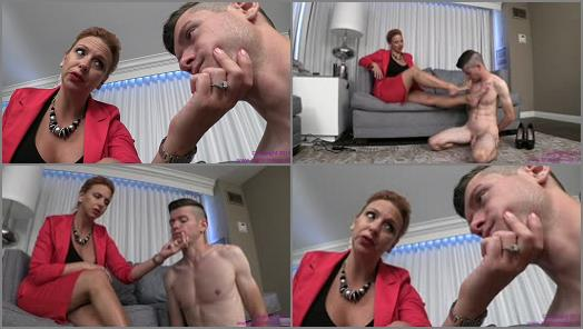 Female Supremacy – Brat Princess 2 – Brianna – Teaches Son to Kiss Feet and Obey Sibling Key Holder