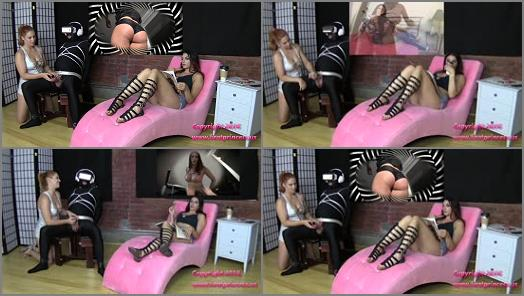 Brat Girls – Brat Princess 2 – Edyn and Mia – Total Brain Overhaul while Edged and Ruined