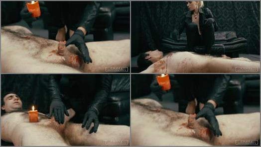 Trampling –  CRUEL PUNISHMENTS – SEVERE FEMDOM – Anette is brutal in every way part3 –  Mistress Anette