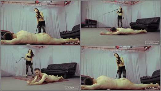 Female Domination – CRUEL PUNISHMENTS – SEVERE FEMDOM – Anette's brutal punishments part2 –  Lady Anette