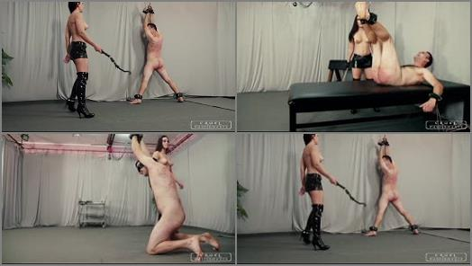 Single Tail – CRUEL PUNISHMENTS – SEVERE FEMDOM – Kinky, brutal Anette –  Mistress Anette