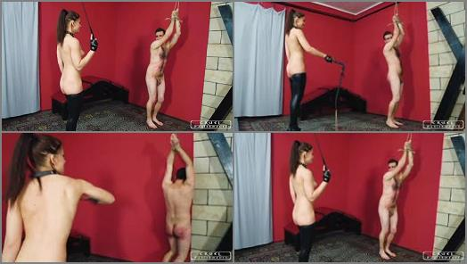 Mistresses Slave – CRUEL PUNISHMENTS – SEVERE FEMDOM – Merciless naked Anette part2 –  Lady Anette