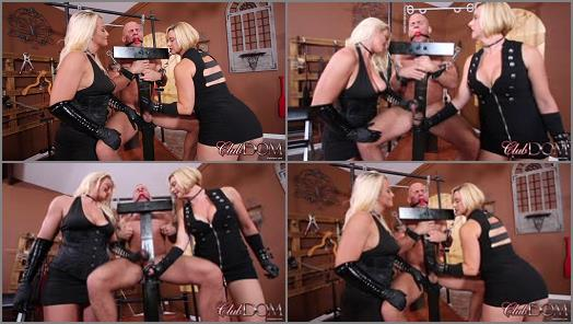 Goddess Brianna – ClubDom – Drained Husband –  Dominatrix Brianna and Paris Knight