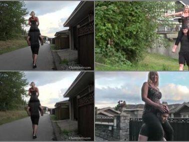 Ponyboys - Club Stiletto FemDom – Stepmom Rides Stepson -  Mistress Kandy Kink