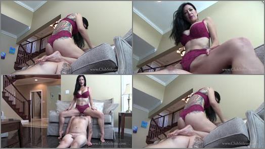 Facesitting – Club Stiletto FemDom – This Bitch Just Loves My Ass –  Gorgeous Miss Jasmine