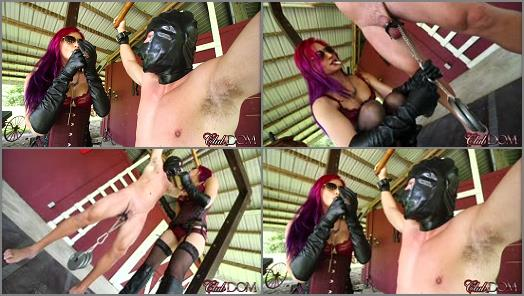 Cruel  Unusual FemDom  Amadahys Ball Stretch and Burn   Amadahy preview