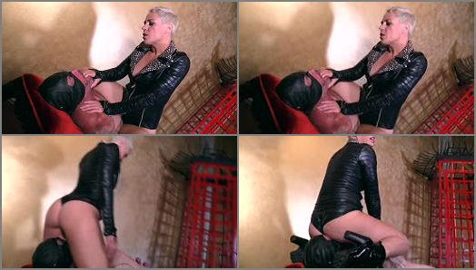 Cybill Troy FemDom AntiSex League  Enslaved By Mistress Ass   Domina Helena preview