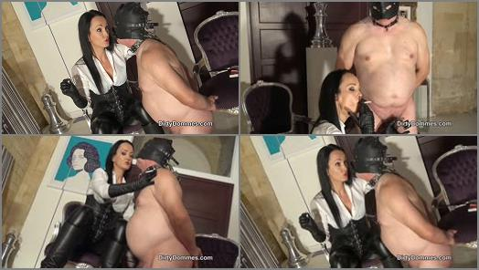 Dirty Dommes  COCK CIGARETTE TORTURE   Fetish Liza  preview