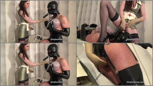 High Heels – Dirty Dommes – FEMINISING THE FUCK DOLL PART 2