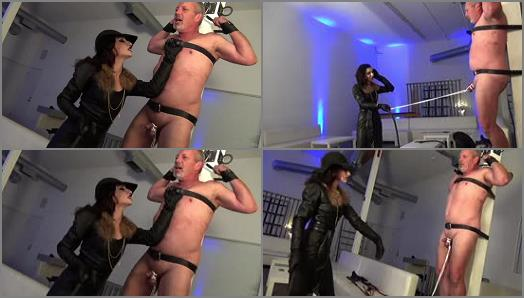 DomNation  A BULLWHIP COCKFAIL PARTY Starring Mistress Cybill Troy preview