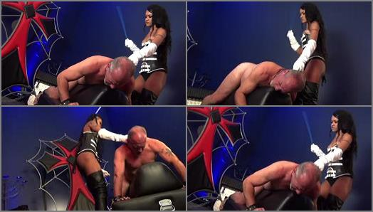 Female Supremacy – DomNation – A SWEET GIFT OF AGONY! Starring Goddess Midnight
