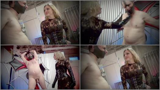Female Supremacy – DomNation – BREAKING DOWN YOUR MANHOOD. ONE HARSH SLAP AT A TIME! Starring Mistress Renee Trevi