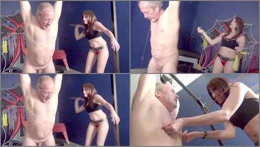 Corporal Punishment – DomNation – BRUTALLY CANED TO ACQUIESCENCE! Starring Mistress Raven Rae
