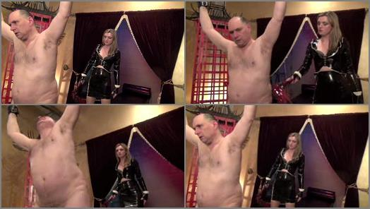 Whipping – DomNation – CRAWL TO MY WHIP  Starring Ms Renee Trevi