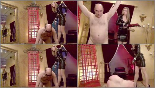 Bondage – DomNation – MY PETS INTRODUCTION TO AGONY! Starring Mistress Renee Trevi