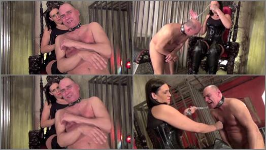 Amazons – DomNation – NO MORE NIPPLES FOR YOU! Starring Lady Towers