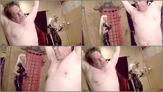 Slave Training – DomNation – WHEN THE STORM FALLS UPON YOU! Starring Goddess Storm