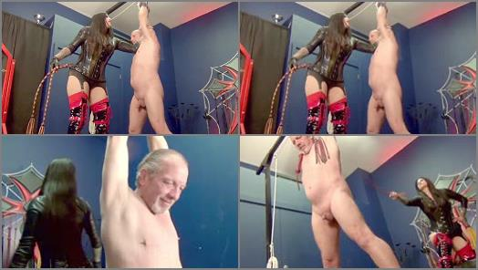 DomNation  YOUR PAIN WEVE ONLY JUST BEGUN FULL VERSION Starring Mistress Eva Cruz preview