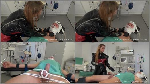 Medicine Fetish – Domina-bizarre – Bizarre Klinikerlebnisse – Teil 3 –  Lady Grace