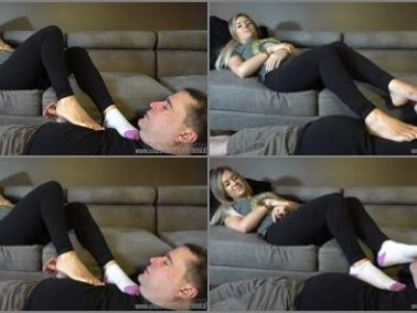 Femdom -  Dreamgirls In Socks – Crystal's Gold Competition [Footworship, Socks Worship, Foot Worship, Footlicking, Foot Licking