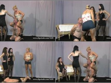 Female Domination - Elegant femdom – c244 cruel triple faceslapping -  Mistress Zita, Mistre…