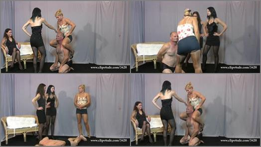 Elegant femdom  c244 cruel triple faceslapping   Mistress Zita Mistre preview