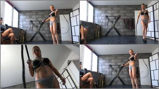 FEMDOMPOVCLIPS  2 Hot Ladies With Bullwhips   Lady Carmela And Lady Olga  preview