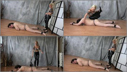 FEMDOMPOVCLIPS  Whipping And Tickling   Lady Jasmin preview