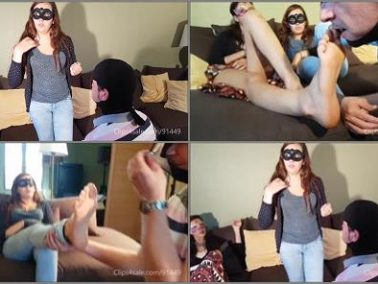 Beautiful - FRENCH GIRLS HARD SLAPS – Malia & Selena – Hardcore Face-Slapping for First Time Slave & First time Domination For Malia