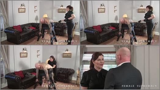 Female Supremacy  Dirty Salmons   Baroness Essex  preview