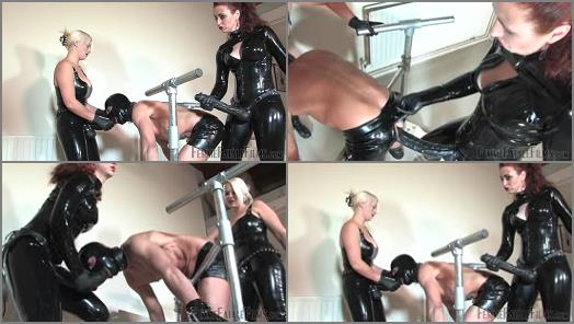 Fingering –  FemmeFataleFilms – Anal Violation – Complete Film –  Divine Mistress Heather and Mistress Lady Renee