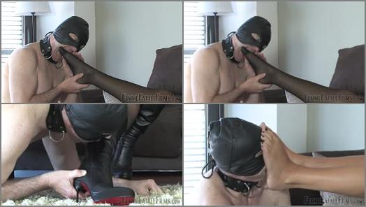 Knee Boots – FemmeFataleFilms – Boots and Feet – Complete Film –  Divine Mistress Heather