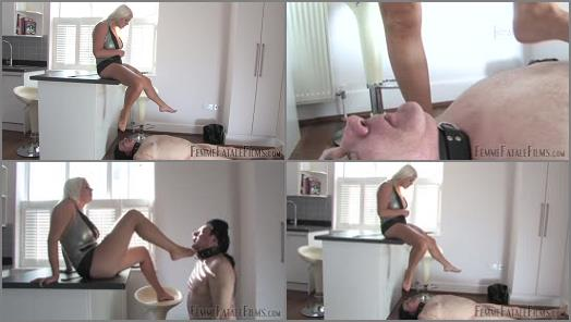 FemmeFataleFilms  Trampling Filth  Part 3   Mistress Heather preview