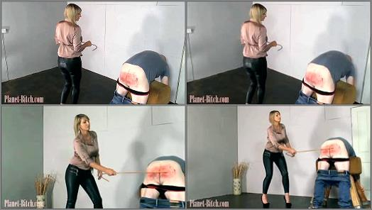Whipping – Fullforce Spanking – When Carter says your getting punished, she means it. pt2 –  Miss Carter