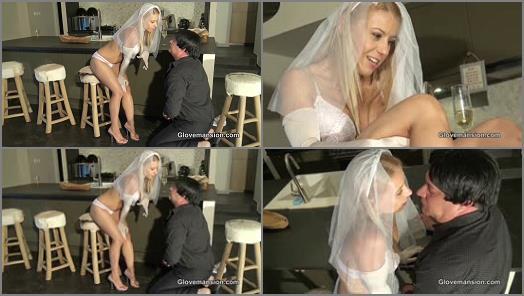 Cuckolding –  Glove Mansion – Wedding night cuckold contract part 1 –  Nikki Whiplash