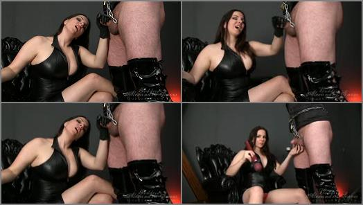 Orgasm Denial – Goddess Alexandra Snow – Trembling Denial