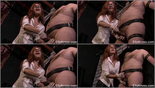 Edging Games – Goddess Ella Kross – Controlling My Slave`s Orgasm by Edging