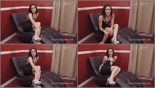 Goddess Nikki's Cum Countdown – Goddess Nikki's Cum Countdown – Pull Down Your Pants –  Goddess Nikki