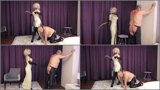 Whipping – House of Sinn – FemDom Decadence Private Room – The price of failure –  Mistress Sarah